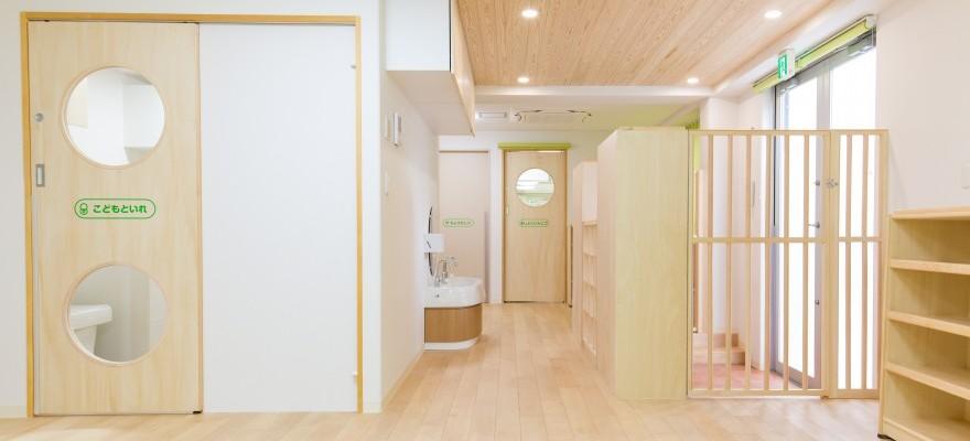 石川台の小規模保育所